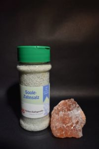 Kosmetik - Soole-Zahnsalz 1