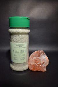 Kosmetik - Soole-Zahnsalz 3