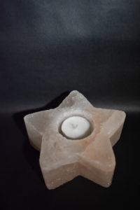 Teelicht - Stern 3