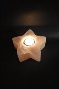 Teelicht - Stern 1