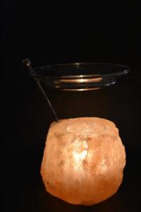 Teelicht - Duftlampe 2