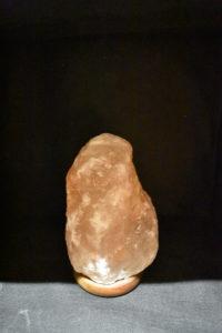 Salzlampe - Natur Medium 2