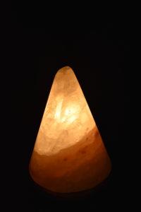 Salzlampe - Kegel 1