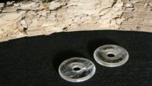 Anhaenger Donut - Bergkristall 1