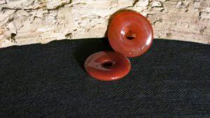 Anhaenger Donut - Koralle 3