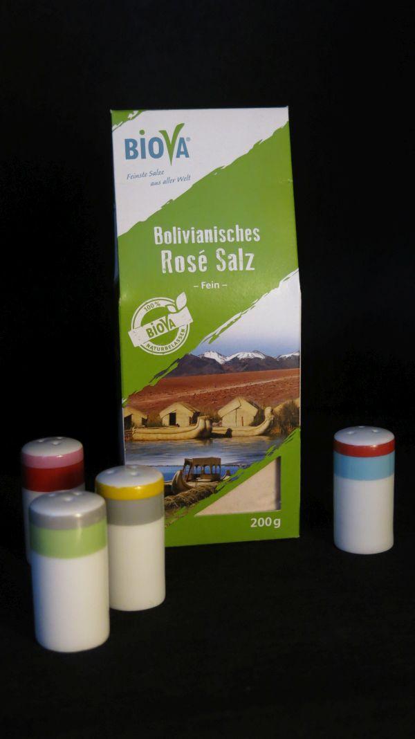 Bolivianisches Rosé Salz 1