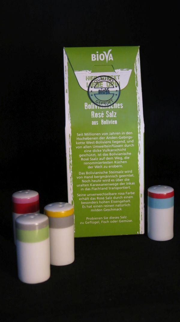 Bolivianisches Rosé Salz 2
