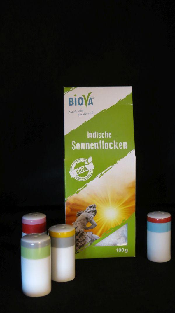 Indisches Sonnenflockensalz 1