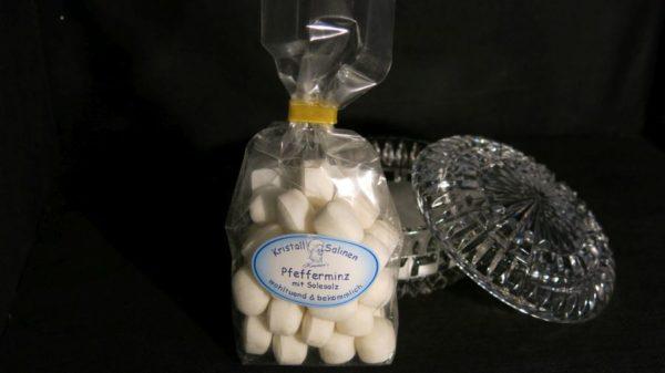 Salz-Bonbon-Pfefferminz Kramer