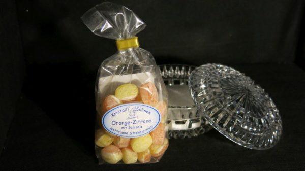 Salz-Bonbon-OrangeZitrone Kramer